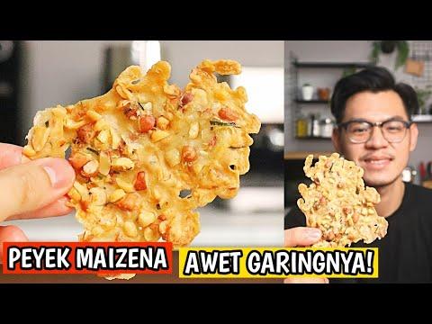Download PEYEK KACANG MAIZENA RENYAH | Resep Jerry masterchef