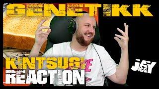 GENETIKK - KINTSUGI (Audio) I REACTION