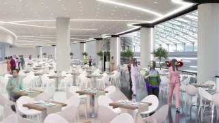 Видео гид по Lavina Mall