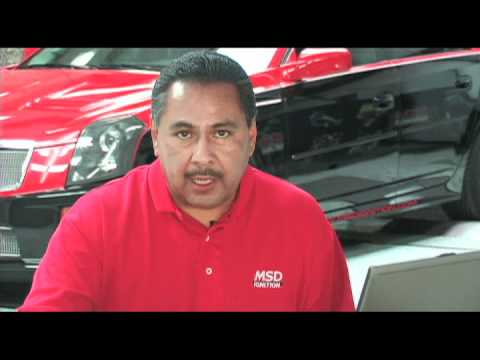 msd 7531 instructional video 2 rev limiters and step retards