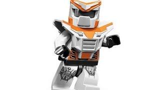как сделать робота из простых деталей лего? (v1)