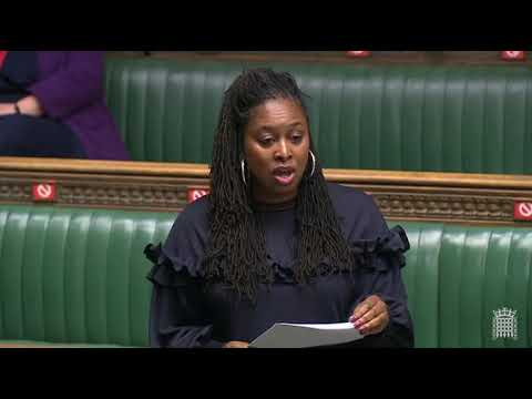 Download Dawn Butler MP speaks in the Commons on the Test and Trace debate