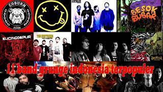 11 Band grunge Indonesia Terpopuler