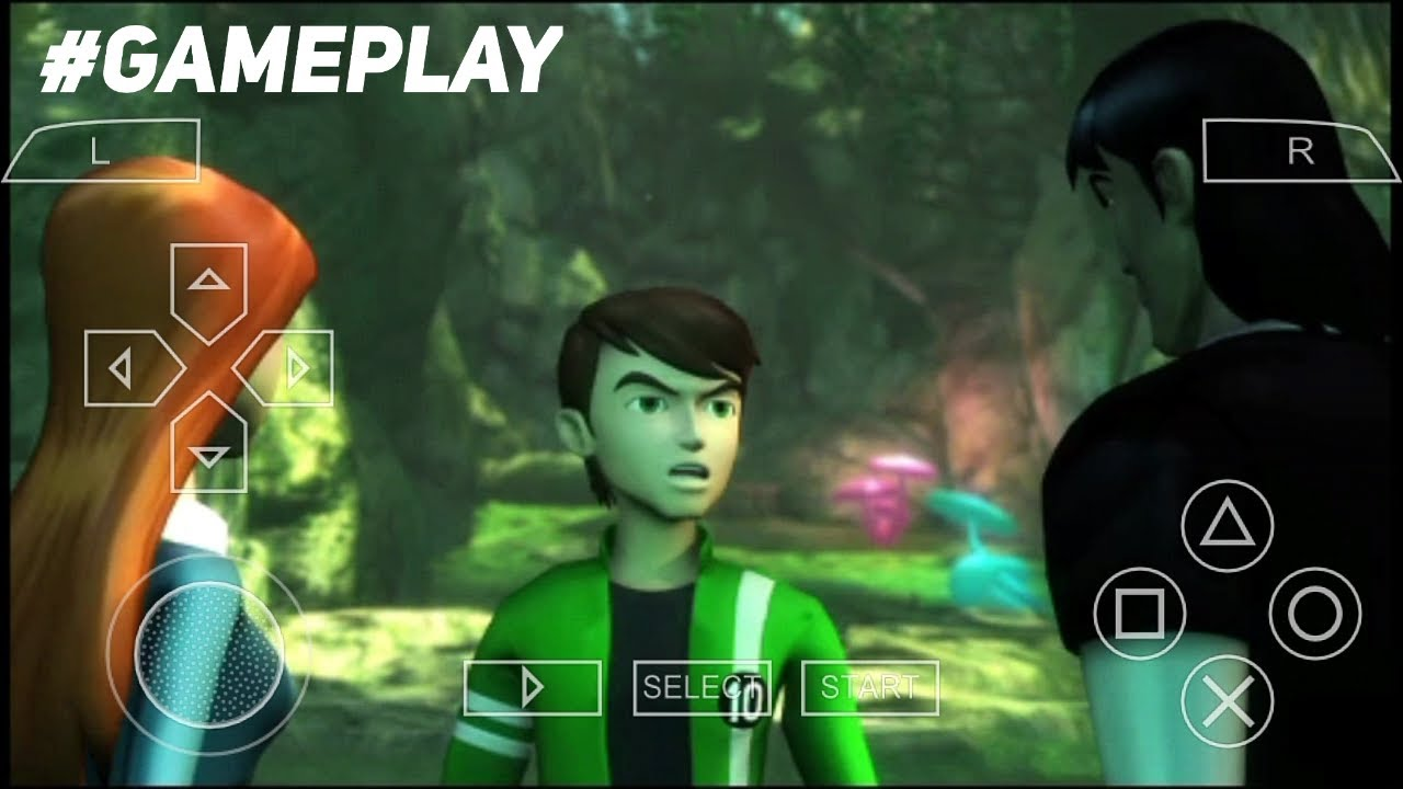 BEN 10 ALIEN FORCE: Vilgax Attacks | PS2 Games | PlayStation