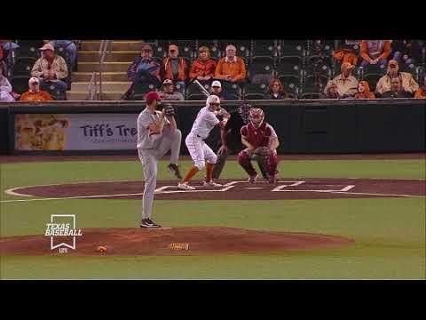 Texas Baseball vs Stanford Gm1 LHN Highlights [Mar. 9, 2018]