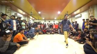 Amardeep Singh Natt (DANCE+ 3) vs Manish AllStyle Battle at House Of HipHop