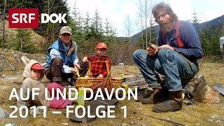 Schweizer Auswanderer | Peru, Kanada, Italien, Bali | Auf und davon 2011 (1/6) | Doku | SRF DOK