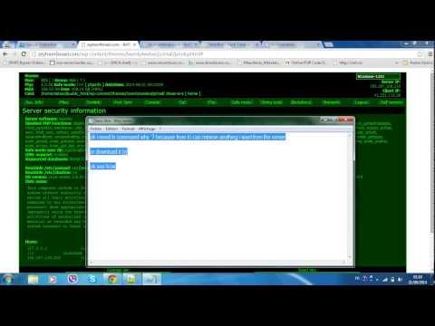Learn Symlink Error 404 bypass 2014 Full Video