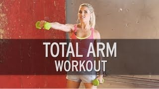 Total Arm Workout
