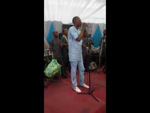 alayo melody singer @ ogtv hall. abeokuta