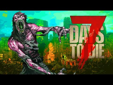 WAR OF THE WALKERS (MOD) - 7 Days To Die (1)