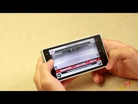 [Xperia Acro S] Đánh giá chi tiết Xperia Acro S - CellphoneS