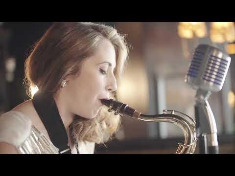 Becki Biggins - Jazz Singer & Saxophonist - Live Showreel
