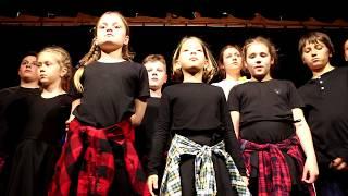 Шекспир в Школе трех искусств