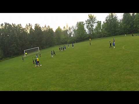 ERSL Boys U14 L3   Gloucester v Capital United   2nd Half