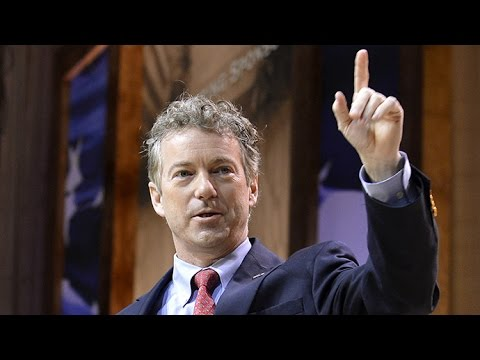 Rand Paul Thinks Universal Healthcare Is