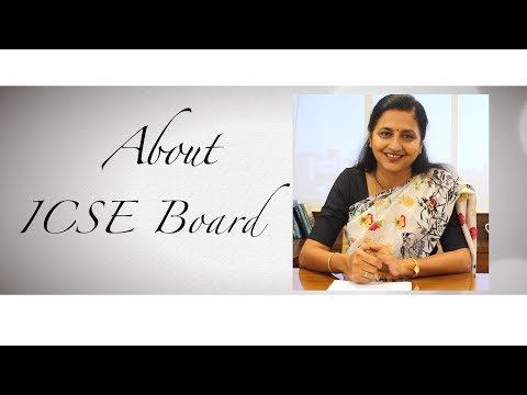 About ICSE Boards