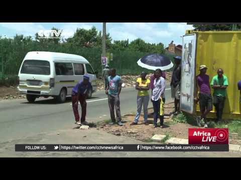Spaza shop owners in South Africa township in historic agreement