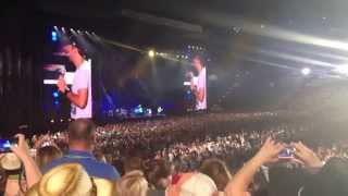 luke bryan that s my kind of night live at cma fest 2014 hd