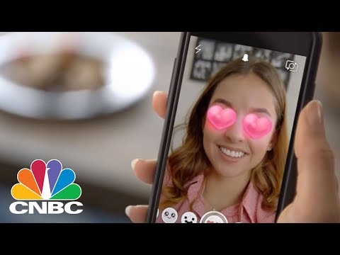 ComScore: Four Out Of Five Millennials Use Snapchat | CNBC