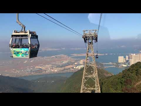 Top things to do in Hong Kong Ngong Ping 360  - The World's Greatest Cable Car Ride.