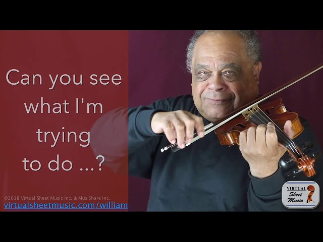 How to Move the Right Elbow on the Violin - Violin Lesson