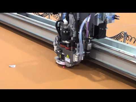 ATOM Flashcut 3026 B3 Leather Scanning & Knife Cutting System