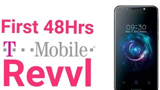 REVVL 48Hrs later... Not Too Bad T-Mobile. There are other Choices? Consider this One.