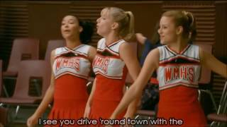 Glee - Forget You (Full Performance with Lyrics)