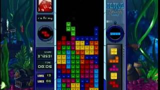 Tetris Splash single player achievements
