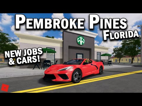 HUGE UPDATE!! || ROBLOX - Pembroke Pines, Florida