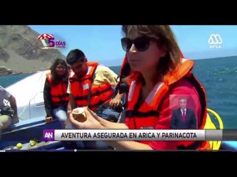 5 Días y 4 Noches por Arica y Parinacota MEGA