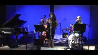 "Florencia Cuenca singing ""Measure the Valleys"" (jazz version) from the musical Raisin"