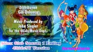 Winx Club 1 Ending 4kidsTV Version