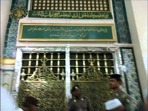 Madina & Makka Shareef.wmv Travel Video