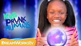 Fortune Teller | KIDS PRANK HUMANS