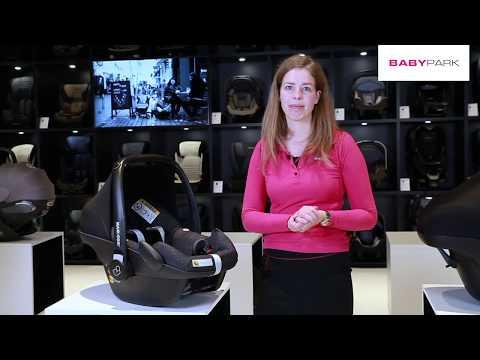 Maxi-Cosi Pebble Plus Vs. Maxi-Cosi Rock Autostoel | Vergelijking