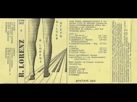 R. Lorenz - Silver Steps (1981) Full Album
