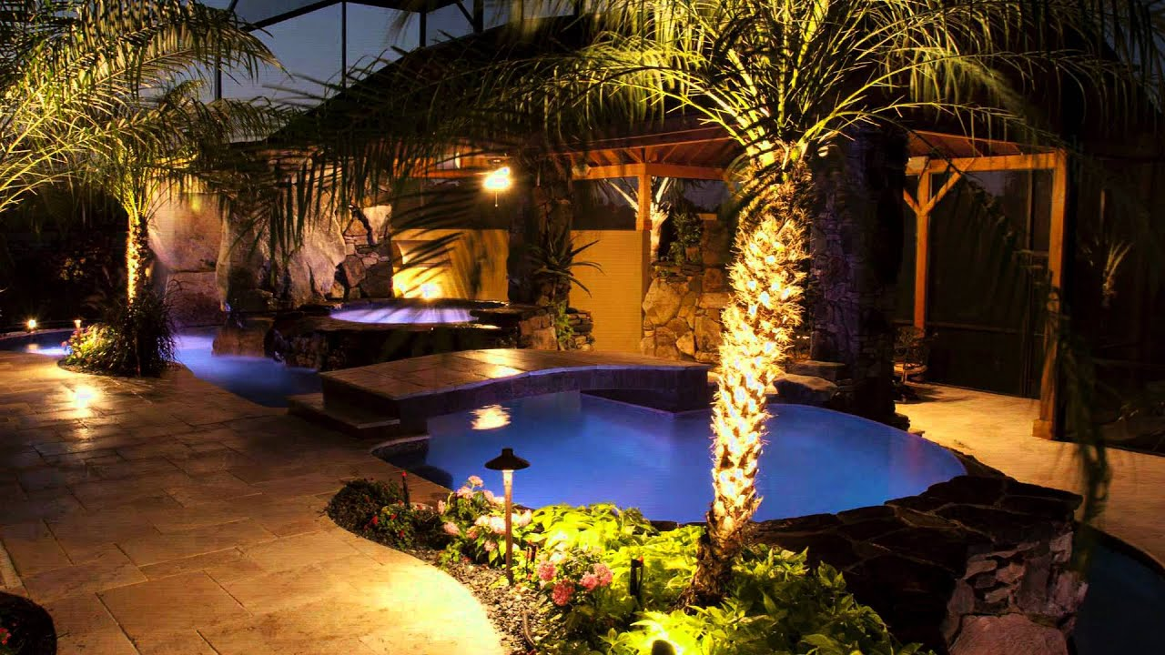 Outdoor lighting company lightscapes southern outdoor lighting - Pleasant Lightscapes Provides Expert Lighting Services For Outdoor Landscape Lighting In Sarasota