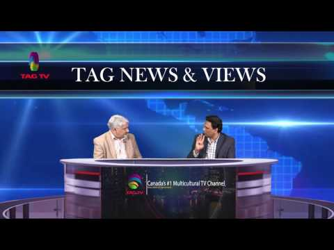 TAG TV News & Views Bulletin on Post Nawaz Sharif Disqualification Politics - July 31 & Onward
