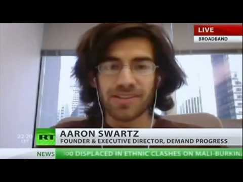 The Internet's Own Boy: The Story of Aaron Swartz (2014) - Trailer