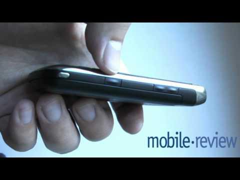 Blackberry Bold 9700 Demo