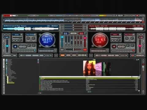 Virtual DJ - MIX/Intertwine Tutorial