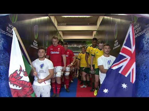 Wales 26-21 Australia - World Rugby U20 Highlights
