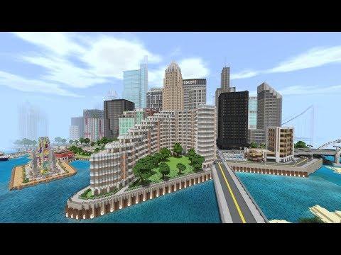 Episode 38: Minecraft World Tours (New Pork City)