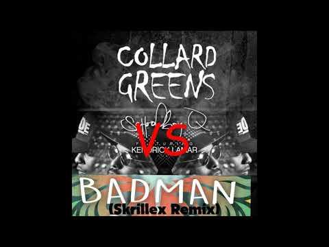 schoolboy q - collard greens ft. kendrick lamar (gz remix) skrillex