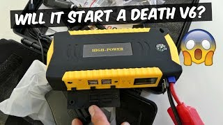 Product Review JUMP STARTER 69800mAh Power Bank