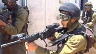 דוכיפת משפחה לוחמת-סרט תדמית גדוד 94 חטיבת כפיר