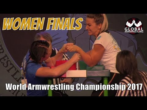 ARM WRESTLING Women (World Championship FINALS 2017)из YouTube · Длительность: 8 мин33 с