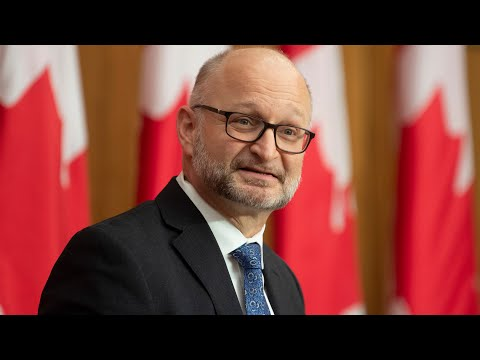 """Justice Minister David Lametti: """"I'm a member of the government, so I can't give you my opinion."""""""